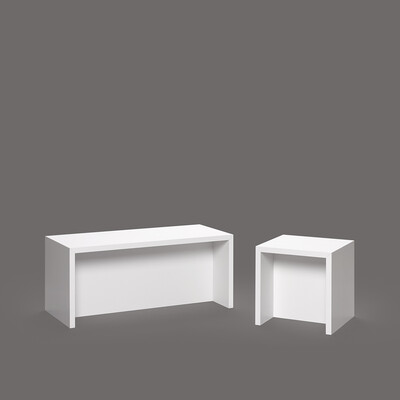 Bench Pappbank 100 x 42,5 x 42,5 cm